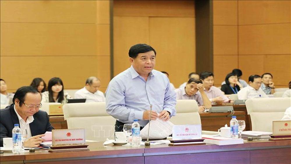 Phiên họp thứ 27 của Ủy ban Thường vụ Quốc hội: Băn khoăn về quy hoạch xây dựng tỉnh